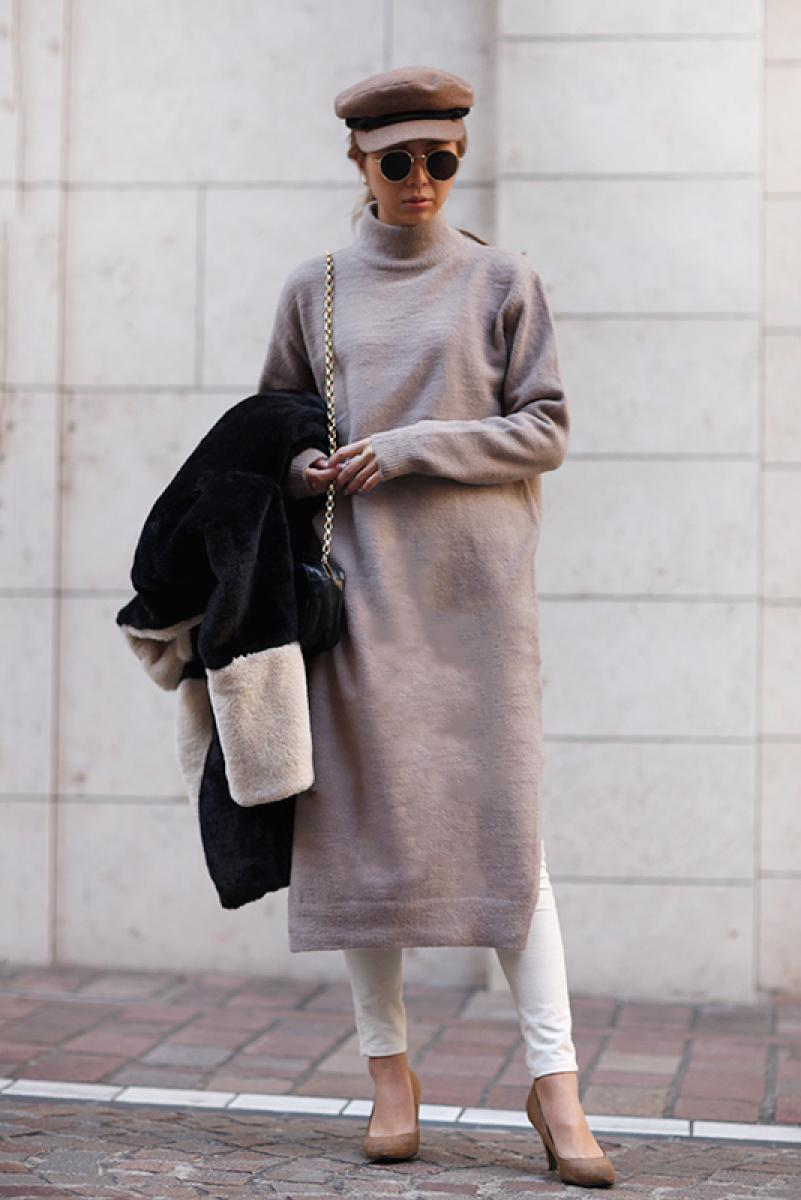 Maxi Knit One-pice