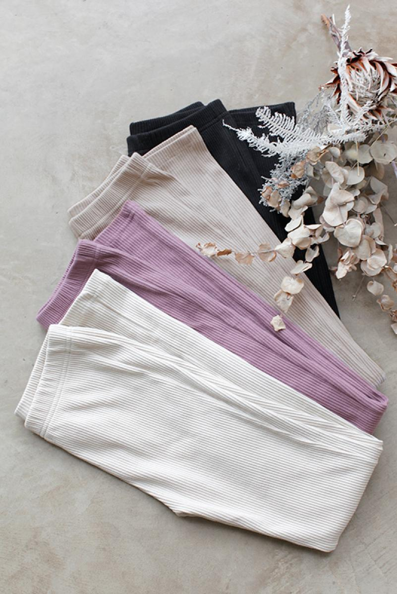 Cotton Lib Leggings Pants
