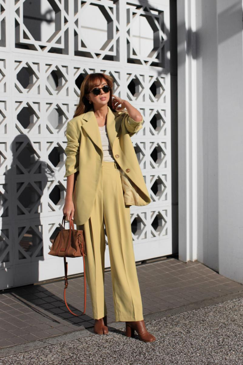 Color Tailored Jacket
