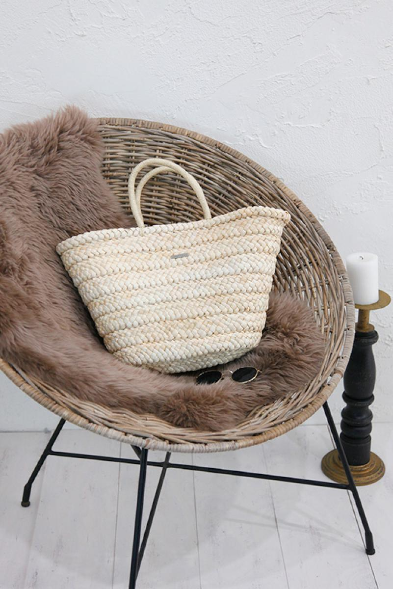 Light Basket Bag