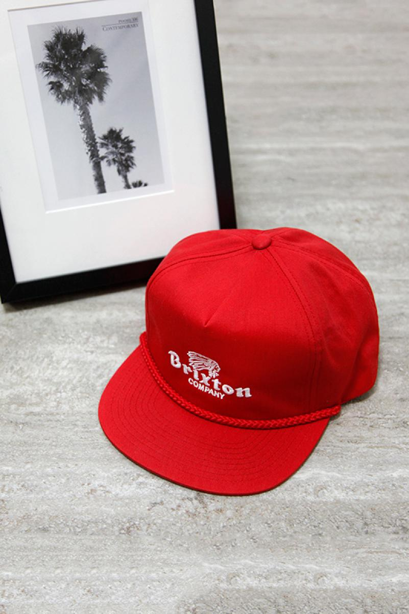 [Brixton]TANKA HP SNAP BACK