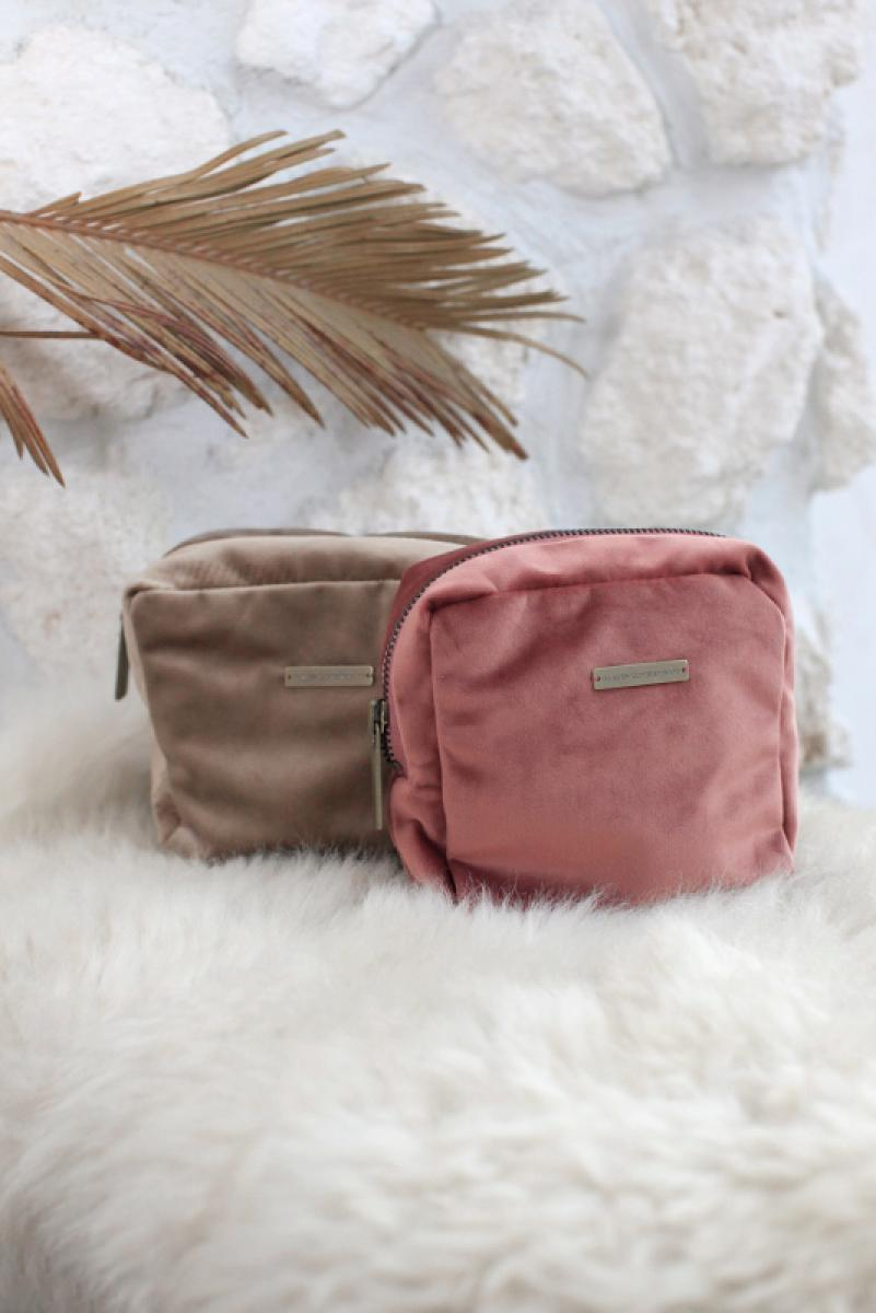 Velours Mini Pouch
