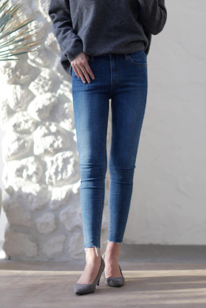 Wash Slim Skinny Denim