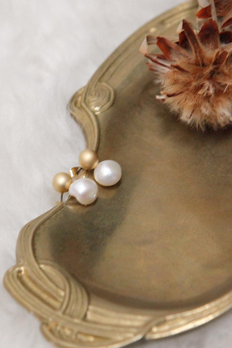 Pearl Beads Pierce