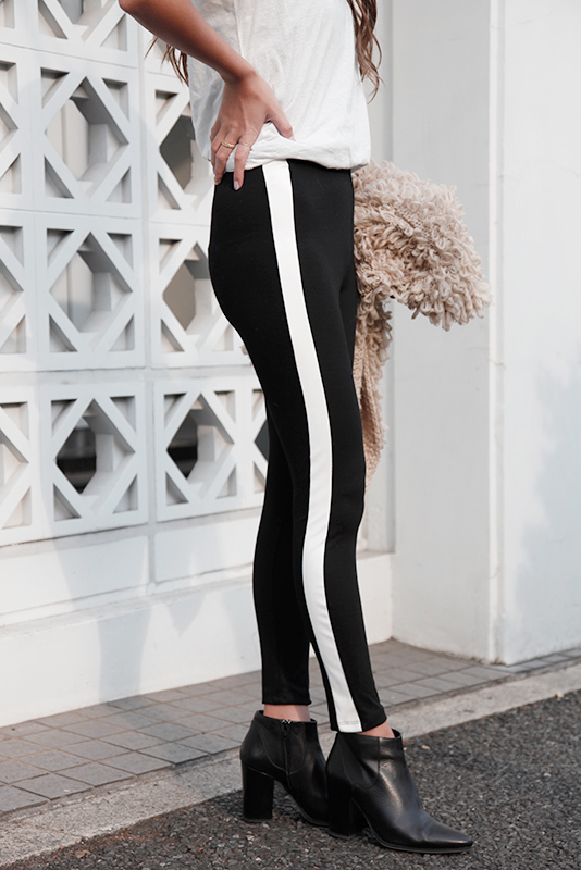 Side Line Leggings Pants