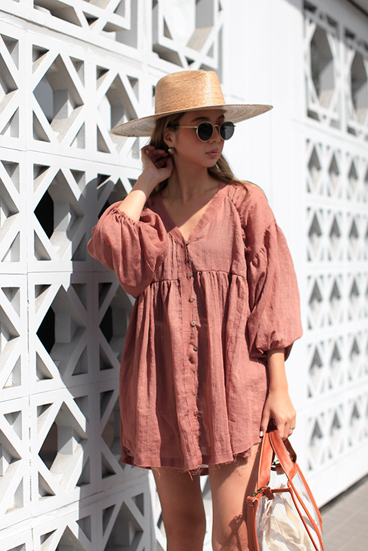 Design Tunic Wide One-piece