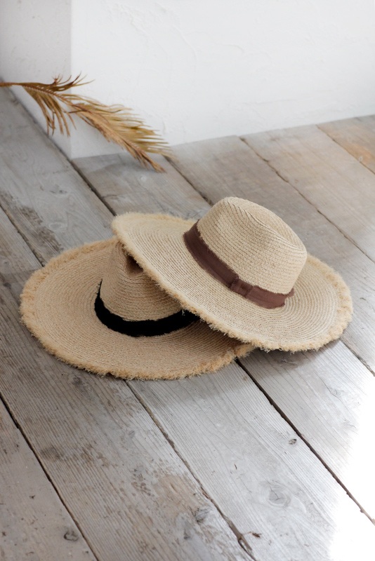 Summer Wide Hat