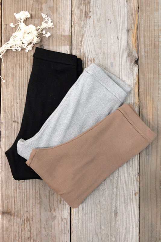 Slit Lib Leggings
