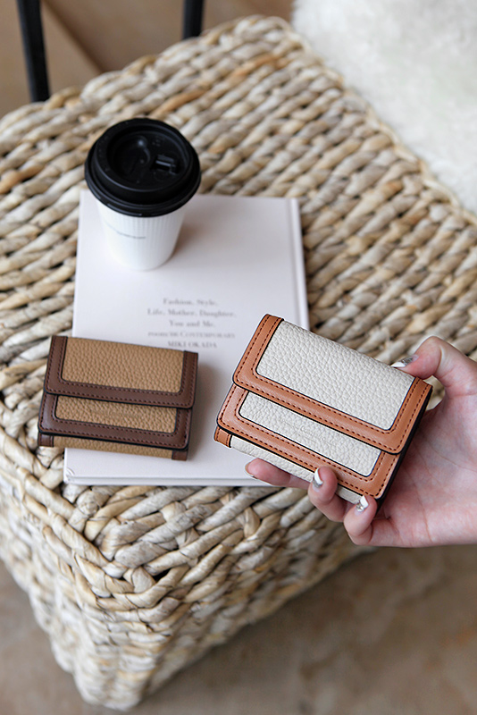 Color Scheme Mini Wallet