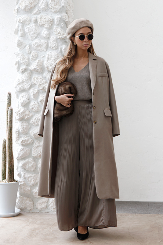 Long Chester Coat